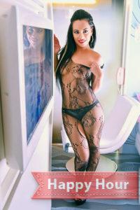 Jaklin prostituta hobby in pelle verniciata nella guida erotica Escort Berlin