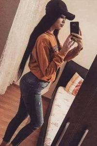 Vivi le ore di sesso con la giovane escort Ximena che offre anche un servizio anale